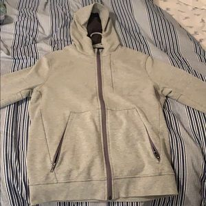 Lululemon jacket (grey)